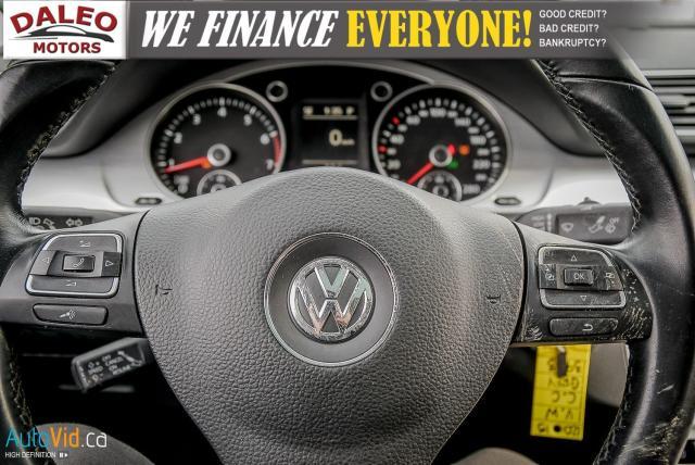 2015 Volkswagen Passat CC Sportline / BACK-UP CAM / HEATED SEATS / BLUETOOTH Photo21