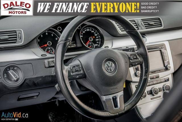 2015 Volkswagen Passat CC Sportline / BACK-UP CAM / HEATED SEATS / BLUETOOTH Photo26
