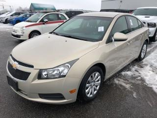 Used 2011 Chevrolet Cruze LT Turbo w/1SA for sale in Toronto, ON