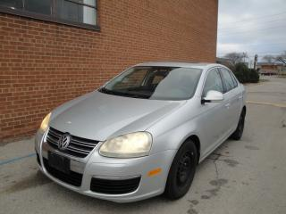 Used 2006 Volkswagen Jetta 2.5L/LEATHER /SUNROOF for sale in Oakville, ON