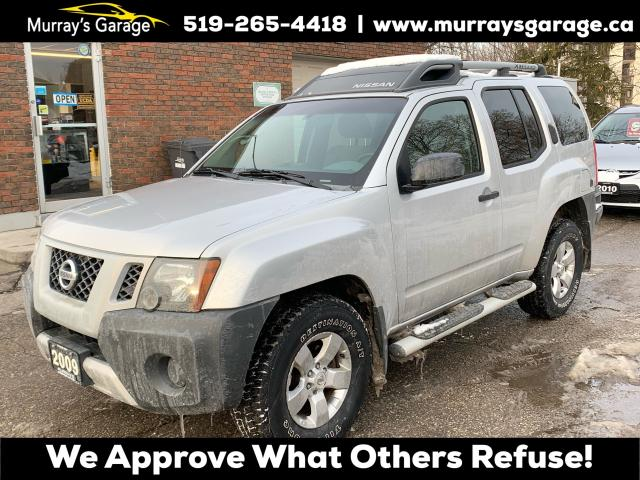 2009 Nissan Xterra Off-Road 4WD