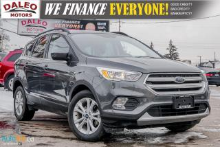 Used 2018 Ford Escape SE | BACK-UP CAM | HEATED SEATS | BLUETOOTH | for sale in Hamilton, ON