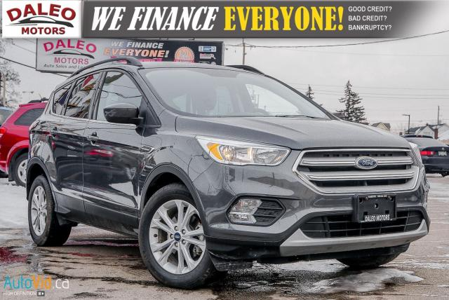 2018 Ford Escape SE / BACK-UP CAM / HEATED SEATS / BLUETOOTH
