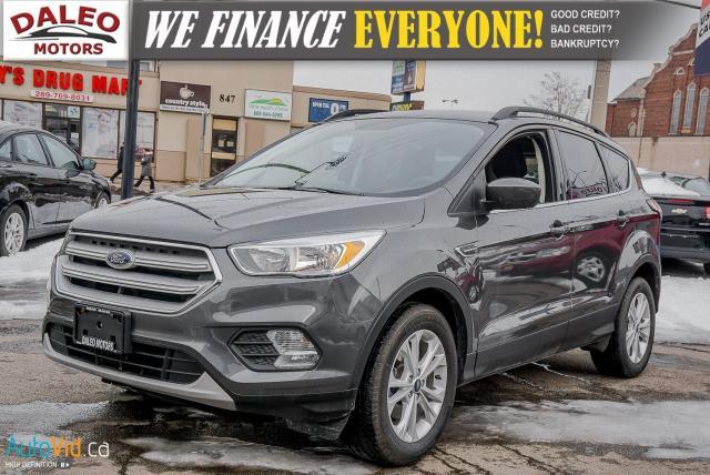 2018 Ford Escape SE / BACK-UP CAM / HEATED SEATS / BLUETOOTH Photo4