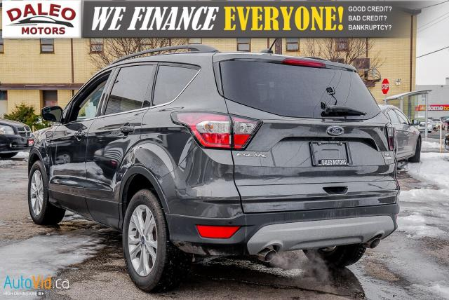 2018 Ford Escape SE / BACK-UP CAM / HEATED SEATS / BLUETOOTH Photo6