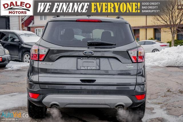 2018 Ford Escape SE / BACK-UP CAM / HEATED SEATS / BLUETOOTH Photo7