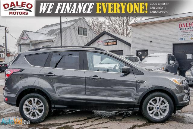 2018 Ford Escape SE / BACK-UP CAM / HEATED SEATS / BLUETOOTH Photo9