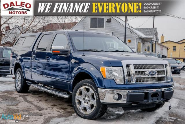 2010 Ford F-150 Supercrew 157 | NAVIGATION | HEATED SEATS | DVD |