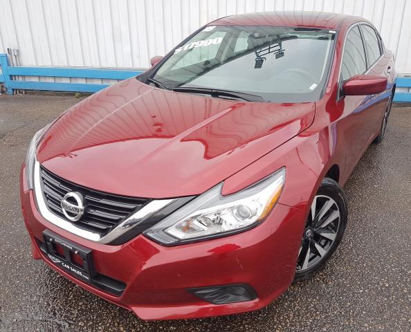 2018 Nissan Altima 2.5 SV *SUNROOF*