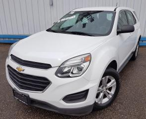 Used 2016 Chevrolet Equinox LS AWD *BLUETOOTH* for sale in Kitchener, ON