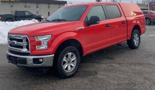 Used 2015 Ford F-150 SUPER CREW for sale in Scarborough, ON