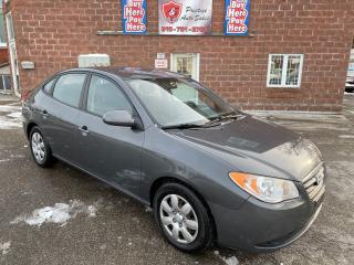 Used 2009 Hyundai Elantra GL/2L/REDUCED/SAFETY INCLUDED for sale in Cambridge, ON