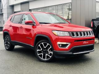 Used 2019 Jeep Compass LIMITED  ''4X4 TOIT CUIR GPS'' ///LIQUID for sale in Ste-Marie, QC