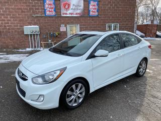 Used 2012 Hyundai Accent GLS/1.6L/REDUCED/SAFETY INCLUDED for sale in Cambridge, ON