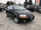 Photo of Black 2006 Chevrolet Aveo