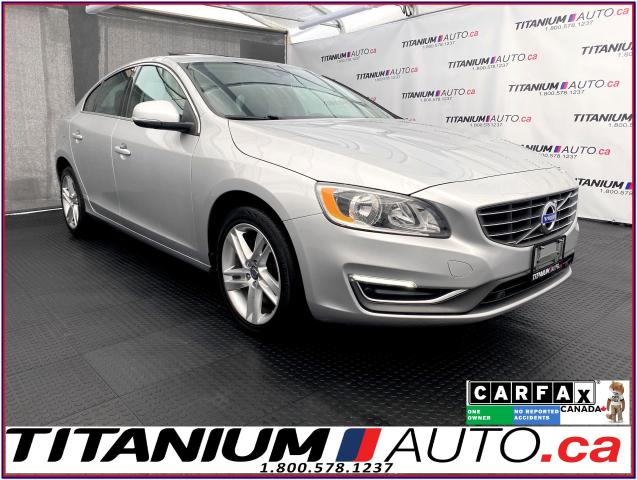 2015 Volvo S60 AWD+Camera+Blind Spot+Park Sensors Front & Rear+XM