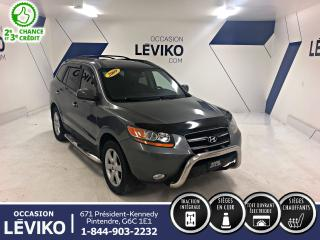 Used 2009 Hyundai Santa Fe LIMITED AWD **TOIT + CUIR** for sale in Lévis, QC