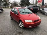 Photo of Red 2007 Pontiac Wave