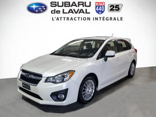 Used 2014 Subaru Impreza Sport for sale in Laval, QC