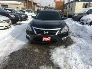 Used 2014 Nissan Altima 4 Dr Auto for sale in Etobicoke, ON