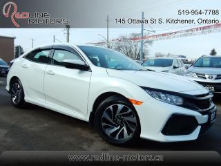 Used 2017 Honda Civic LX Hatchback.Auto.CarPlay.Heated Seats.Alloys for sale in Kitchener, ON