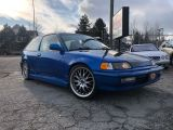 Photo of Blue 1991 Honda Civic