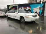 Photo of White 2003 Lincoln Town Car