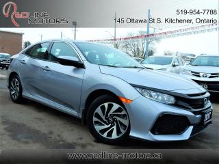 Used 2017 Honda Civic LX Hatchback.Auto.CarPlay.Heated Seats.Alloys for sale in Kitchener, ON