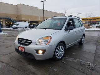 Used 2010 Kia Rondo EX, 7 Pass, leather, Sunroof, 3/Y warranty availa for sale in Toronto, ON