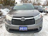 2015 Toyota Highlander XLE Photo38