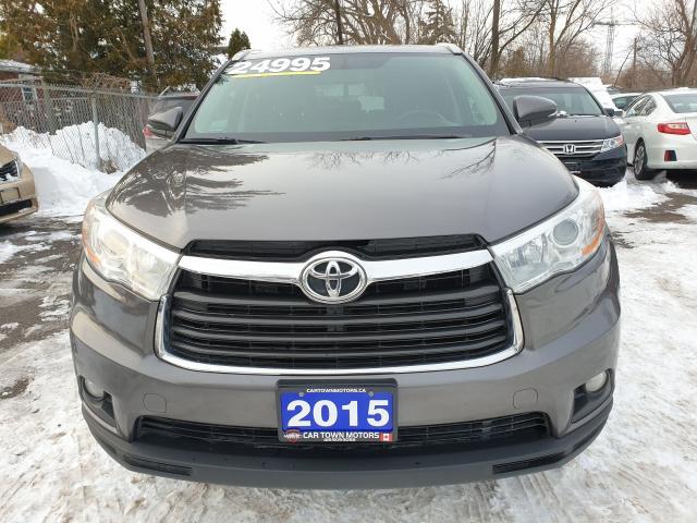 2015 Toyota Highlander XLE Photo2