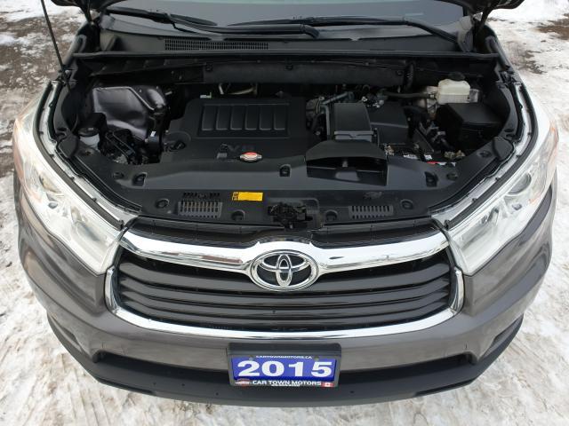 2015 Toyota Highlander XLE Photo35