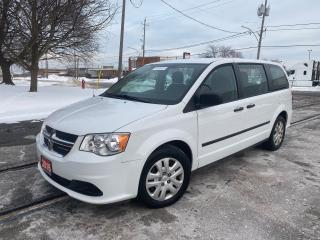 Used 2016 Dodge Grand Caravan CANADA VALUE PACKAGE for sale in Brampton, ON