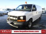 Photo of White 2010 Chevrolet G3500 VANS EXPRESS EXT CARGO VAN