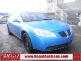 Photo of Blue 2007 Pontiac G6
