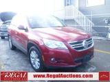Photo of Red 2009 Volkswagen Tiguan
