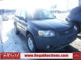 Photo of Black 2005 Ford Escape