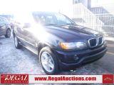 Photo of Black 2001 BMW X5