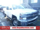 Photo of White 2015 Chevrolet Silverado 2500 LT