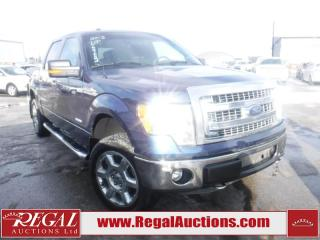 Used 2013 Ford F-150 XLT 4D QUAD CAB 4WD for sale in Calgary, AB