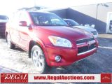 Photo of Red 2011 Toyota RAV4 LIMITED 4D UTILITY V6 AWD