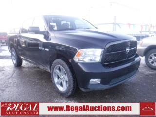 Used 2010 Dodge Ram 1500 Sport 4D Crew CAB 4WD for sale in Calgary, AB