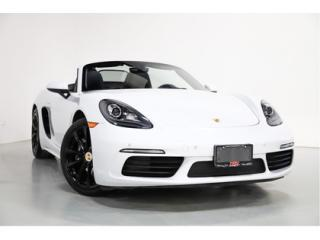Used 2018 Porsche Boxster 718 PDK   NAVI   19 INCH WHEELS  BOSE for sale in Vaughan, ON