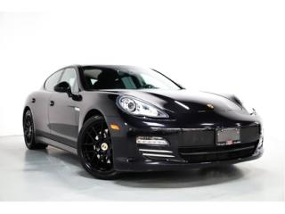 Used 2013 Porsche Panamera 4   PDK   SPORTS CHRONO   NAVI   20 INCH WHEELS for sale in Vaughan, ON