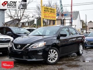 Used 2018 Nissan Sentra SV*Sunroof*Automatic*Alloys*HtdSeats&NissanWarrant for sale in Toronto, ON