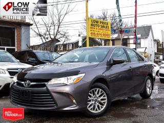 Used 2016 Toyota Camry LEPlus*AllPowerOpti*Htdseats*Camera*Alloys&Warrant for sale in Toronto, ON
