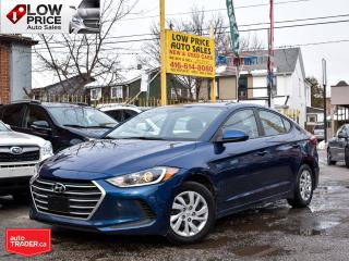 Used 2017 Hyundai Elantra LE*AllPowerOpti*HtdSeats*Bluetooth&CruiseControl for sale in Toronto, ON