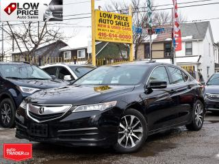 Used 2015 Acura TLX AllPowerOpti*Leather*Sunroof*Camera*AcuraWarranty for sale in Toronto, ON