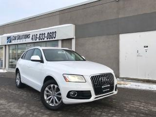 Used 2014 Audi Q5 SUNROOF-PUSH START for sale in Toronto, ON