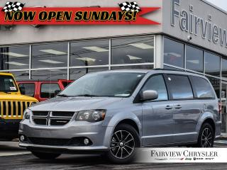 Used 2019 Dodge Grand Caravan GT l DVD l POWER DOORS l REMOTE START l for sale in Burlington, ON